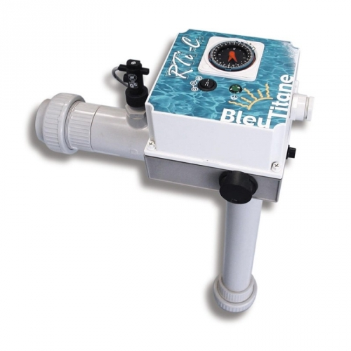 INCALZITOR ELECTRIC PISCINA RTI-C 9 KW
