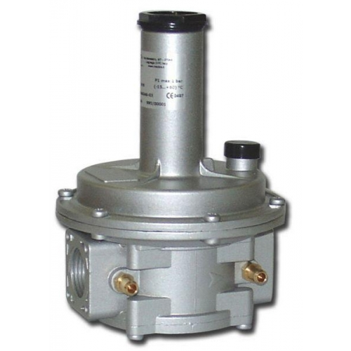 REGULATOR GAZ CU FILTRU INCORPORAT MADAS 1'' 1000 MBAR