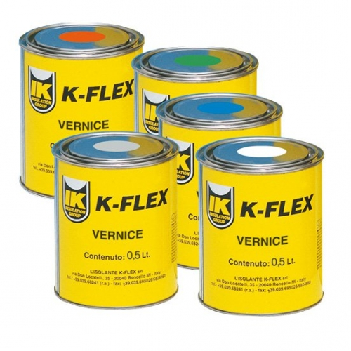 VOPSEA ALBA K-FLEX K-FINISH PAINT 2.5 LITRI