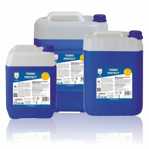TERMO PROTECT - ANTIGEL SUPERCONCENTRAT INSTALATII TERMICE - 5 KG