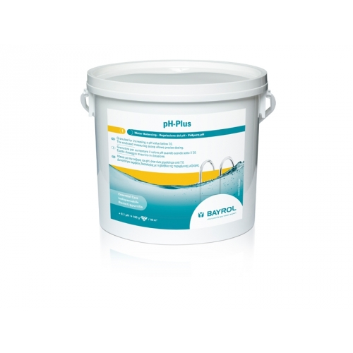 PH-PLUS BAYROL PUDRA 5 KG